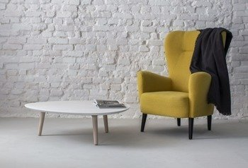 Contrast PICK Coffee Table 103x97x31cm - White