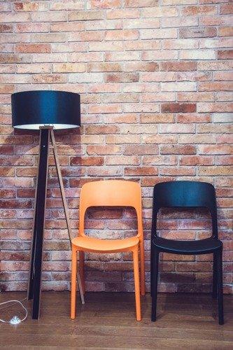 UFO Chair - Black