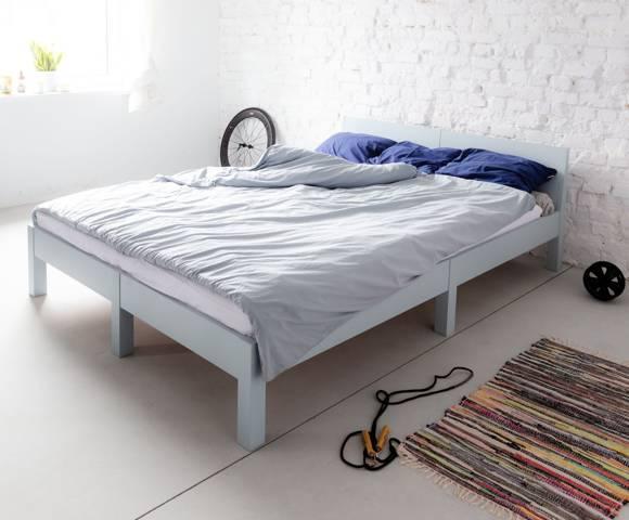 DABI Bett B 160 cm x L 200 cm / Minze